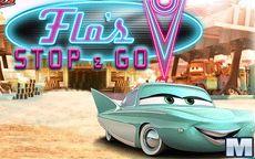 Cars Flo's V8 Stop & Go