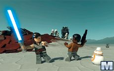 LEGO Star Wars The Last Jedi 360 Experience