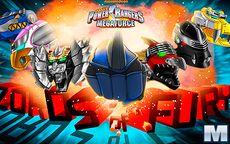 Power Rangers Megaforce Zords of Fury