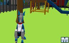 Robot Dog Simulator