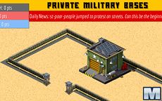 Military Capitalist Idle Clicker