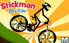 Stickman Bike Riding