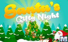 Santa's Gifty Night