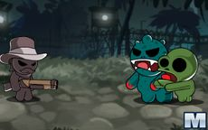 Stickman vs Zombies