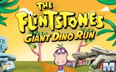 Great Dino Rush: Flintstone