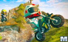 Moto Trial Racing 2: Two Player