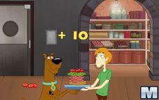 Scooby-Doo: Sandwich Stack