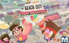 Steven Universe: Beach City Turbo Volleyball