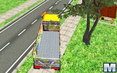 Impossible Cargo Truck Driver