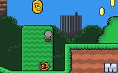Super Mario World: Domenyx vs Coronavirus