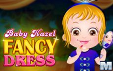 Baby Hazel fancy Dress