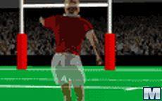 El chute, fútbol americano