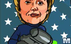 Presidential Paintball