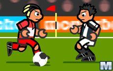 Regatea como un delantero - Regates de fútbol