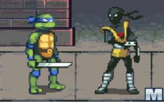 Teenage Mutant Ninja Turtles - Double Damage