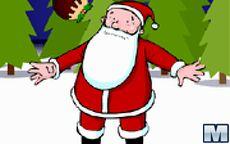 Santa Keepy Uppy!