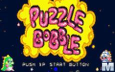 Puzzle Bobble TAITO