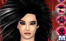 Viste y maquilla a Tokio Hotel