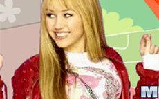 The Double Life Of Hannah Montana
