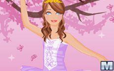 Vestir y maquillar a la Bailarina