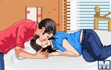 El juego de besar a Selena Gomez - Rivalry On