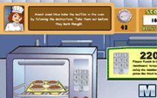 Aprendiendo en la cocina - Magdalenas