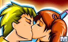 Besos en el parque
