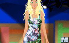 Un juego para vestir con ropa elegante de verano