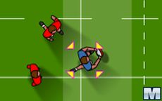 Rugby Ruckus - 6 Nations Confrontation