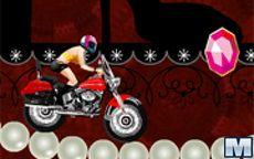 Juego de Barbie en moto - Moto Show