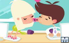 Kiss Kiss Office - Besos besos en la oficina
