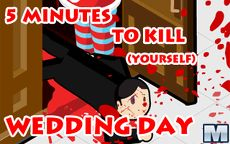Terror en el día de tu boda | 5 Minutes To Kill Yourself - Wedding Edition