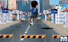 Crazy Running