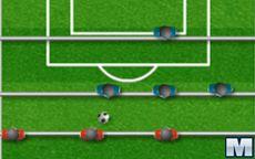 Futbolín en el mundial de fútbol