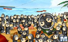 Ninjas y monjas 2 - juegos de diferencias