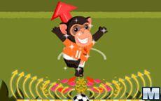 La copa del fútbol, versión animales