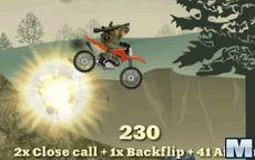 Army Rider motocross