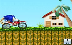 Sonic y sus motos