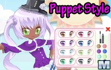 Puppet Style Dress Up - Vestir a la marioneta
