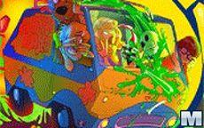Scooby-Doo Snack Adventure