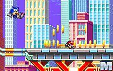 Sonic VS Knuckles