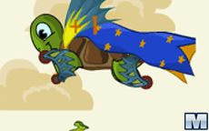 Turtle Dreams To Fly