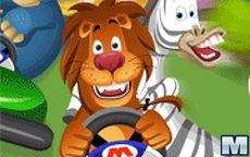 El Zoo entero es un Mario Kart