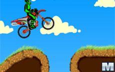 Moto cros, un clásico de los juegos de motos