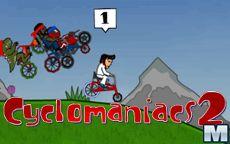 Juego CycloManiacs 2 - Carreras de Bicicletas BMX