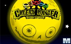 Creepy Ranger Tower Defense