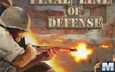 Final Line Of Defense