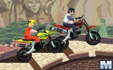 Naruto Campeón de las motos