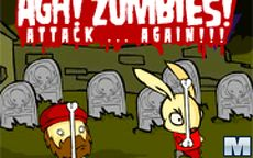 Agh! Zombies! Attack Again