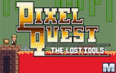 Pixel Quest - The Lost Idols